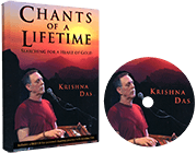 Krishna Das - Chants of a Lifetime - book and CD