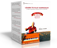 Kirtan Central Learn to Play Harmonium kit